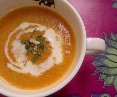 Lentil Soup recipe in Philips Soup maker