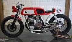 Honda CB550 Cafe Racer / M Customs