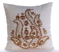 White Throw Pillows Cover, Indian Paisley Traditional Pil... https://www.amazon.com/dp/B016H8VXHC/ref=cm_sw_r_pi_dp_x_.3J9xb2EDW4XD