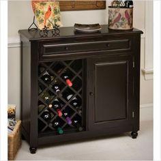Cape Craftsmen Wine Cabinet