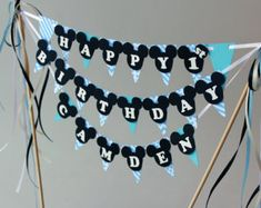 Minnie Mouse banner Minnie birthday party decorations 1st