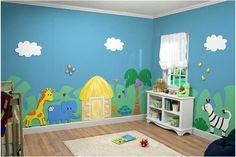 Playroom Design Inspiration ~