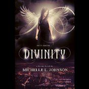 When Julia climbs into a flaming car to save a trapped child, she's left wondering why either of them survived. Then she learns that her father is the Archangel Gabriel, and that she is half human, half Archangel. With guidance from Michael, the most powerful Archangel, Julia sets out to discover her own history and explore her angelic powers. But her journey is cut short when an evil force, invisible to human and angel alike, tears her world apart. - Audiobook!! <3