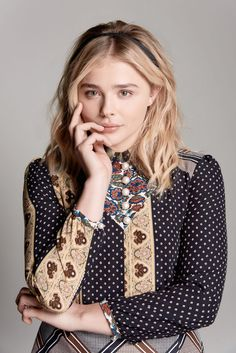 For fans of actress Chloë Grace Moretz. Chloe Grace Moretz, Atlanta, Celebrity Pictures, Celebrity Style, Georgia, Chloe Fashion, Tribeca Film Festival, Camille, The Most Beautiful Girl