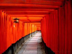 Inari Fushimi, Kyoto, Japan