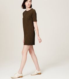 Primary Image of Deco Shift Dress
