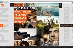 Mr. Bob Films Website