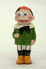 Antique Vintage German Paper Mache Comic Strip Character Candy Container ca1920