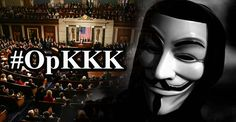 Anonymous has made good on their recent promises to expose politicians with ties to the KKK. The list began rolling out Monday morning.