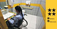BLOG FUTURO ESTÁ AQUI: Como esta a acessibilidade nas Universidades de Curitiba?