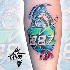 """""""Passione x le moto sempre  grazie x il polpaccio a @alessandro_comes_287  #happyalletattoo  #tattoo #ink #tatuaggio #alletattoo  #motocross #cross…"""""""