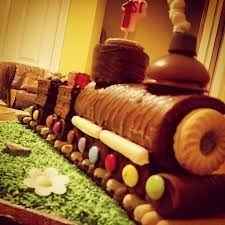 train chocolate cake easy to make 1 coloured coconut for the on chocolate train birthday cake recipe