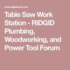 How to install and use a dado blade on your table saw blade and table saw work station ridgid plumbing woodworking and power tool forum greentooth Images