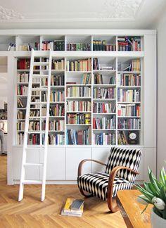 Interiér bytu na Letné | studio29 - ARCHITEKTURA