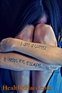 Im a cutter. Thats right, a teenager cutting myself. A cutter with a cutting addiction. When you read my cutting story, youll realize youre not alone.