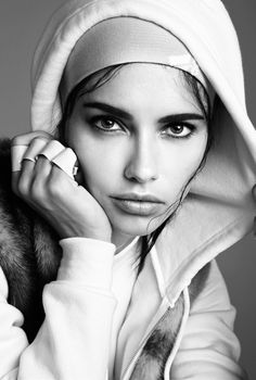 Adriana Lima by Steven Meisel for Vogue Italia Julne 2014