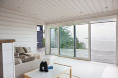 Sunhouse - modern prefab homes. Architect: Kalle Oikari.