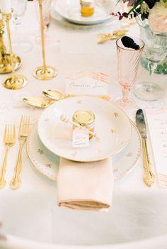 honey wedding favors | sodazzling.com