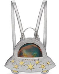 Charlotte Olympia | Sliver Space Invader Backpack | Lyst