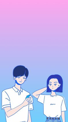 Teen Wallpaper, Couple Wallpaper, Graphic Illustration, Character Illustration, Digital Illustration, Teen Web, Teen Images, Age Of Youth, Web Drama