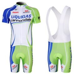 I m selling 2014 Cannondale Liquigas Replica UCI Pro Jersey and Bib Shorts  - £ efa208a85