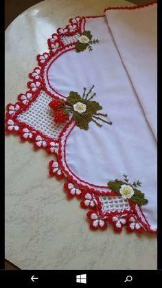 (Vídeo) aprenda a fazer crochê passo a passo agora mesmo, clique na foto. -------------------------------------------------------------------   #crochê #bordado #tricô #tricotar #crochetar #croche, crochês, crochê para iniciante, crochê passo a passo, crochê de grampo, crochê gráfico, crochê moderno, crochê em barbante,  crochê diferente, crochê crochê, crochê bordado Crochet Edging Patterns, Crochet Borders, Crochet Motif, Crochet Doilies, Crochet Flowers, Crochet Stitches, Crochet Trim, Crochet Lace, Pinterest Crochet