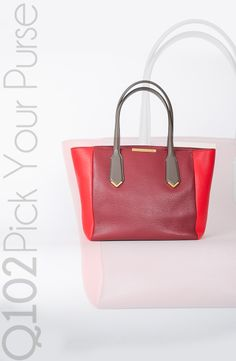 Marc by Marc Jacobs - Cabernet Red Multi. Go to wkrq.com to find out how to play Q102's Pick Your Purse!