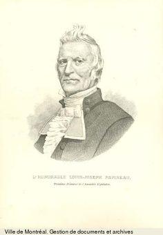 Louis-Joseph Papineau., BM1,S5,P1640-2