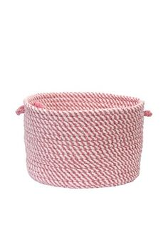 58% OFF Colonial Mills Twisted Basket (Pinkest Pink)
