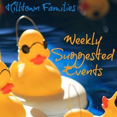 Suggested Events for August 27th-September 2nd, 2016 | Hilltown Families