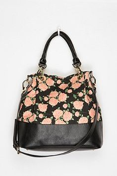 Floral bag from Urban Outfitters.