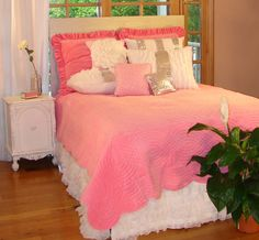 Tween/Teen Bedding | Glitz & Glamour Pink Bedding Collection - Sweet and Sour Kids