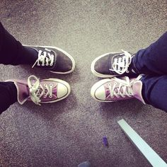 Swapping shoes #samesizefeet #history #bored