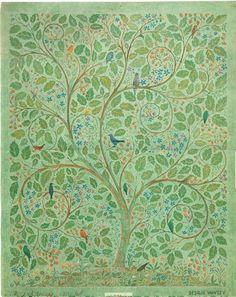 Il movimento Arts and Crafts e J.R.R. Tolkien tappeto