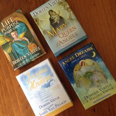 So excited about my new #angel cards! You know I offer readings in person, phone, email or Skype.  Readings are a wonderful way to receive answers to many of life's burning questions! I am here to  help!  #angelcards #DoreenVirtue