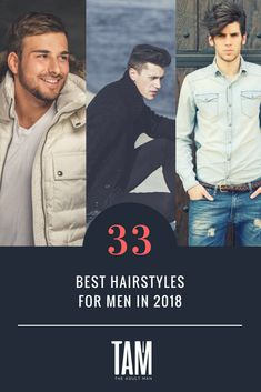 Stop following haircut trends and start setting them. Here are 33 of the best haircut styles for 2018. READ MORE