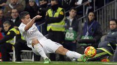 James Rodríguez lo tiene muy complicado para seguir en el Real Madrid (Cordon Press)