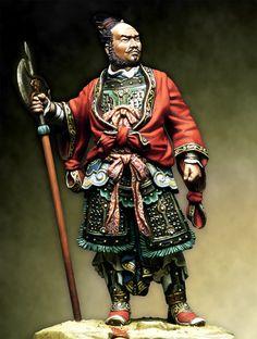 Han Dynasty soldier
