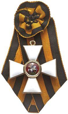 Military Awards, Medal Ribbon, Grand Cross, Emblem, Russian Art, Badge, Imperial Russia, Decorations, Eastern Europe