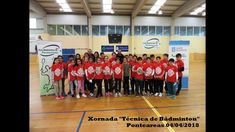 Xornada Tecnica Do Badminton