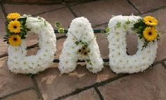 dad wreath | Funeral and Sympathy Flowers
