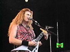 Megadeth - Symphony Of Destruction (Live In Italy 1992)