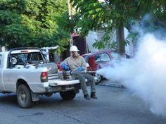 Dengue: Fumigaron dos calles por temor a un posible foco en Vicente López