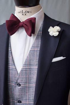 Our Wedding Day, Wedding Men, Wedding Groom, Wedding Dreams, Wedding Suits, Dream Wedding, Navy Suit Pink Shirt, Tweed Men, Male Fashion