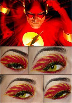 ☥Kiki Makeup☥ Flash inspired