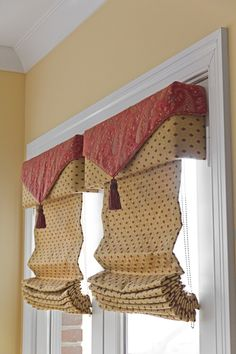 Not these exactly, but this idea with the cornice