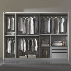 Wardrobe Interior Fittings Make the most of your #storage #space with a #fantastic #choice of #high #quality #wardrobe #accessories #including soft #close #drawers, #trouser/tie racks, #internal #dividers