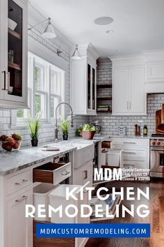 If you are planning to give your outdated kitchen a modern appearance, go for a custom kitchen remodeling service. Contractors License, Kitchen Remodeling, 5 Things, Investing, Kitchen Cabinets, Modern, Home Decor, Trendy Tree, Decoration Home