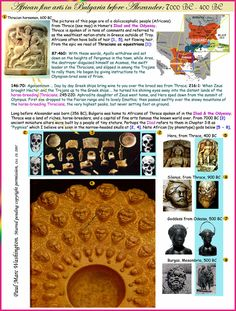 Bulgaria, long before Alexander The Macedonian was born.art, art history, Paul Marc Washington, paleoneolithic@yahoo.com