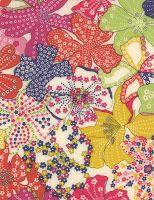 La plus belle collection de tissus Liberty.: Biais Liberty B-0025 F - Mauvey